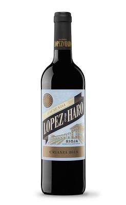 Hacienda López de Haro Crianza 2018, la esencia de los históricos vinos finos riojanos en un crianza contemporáneo
