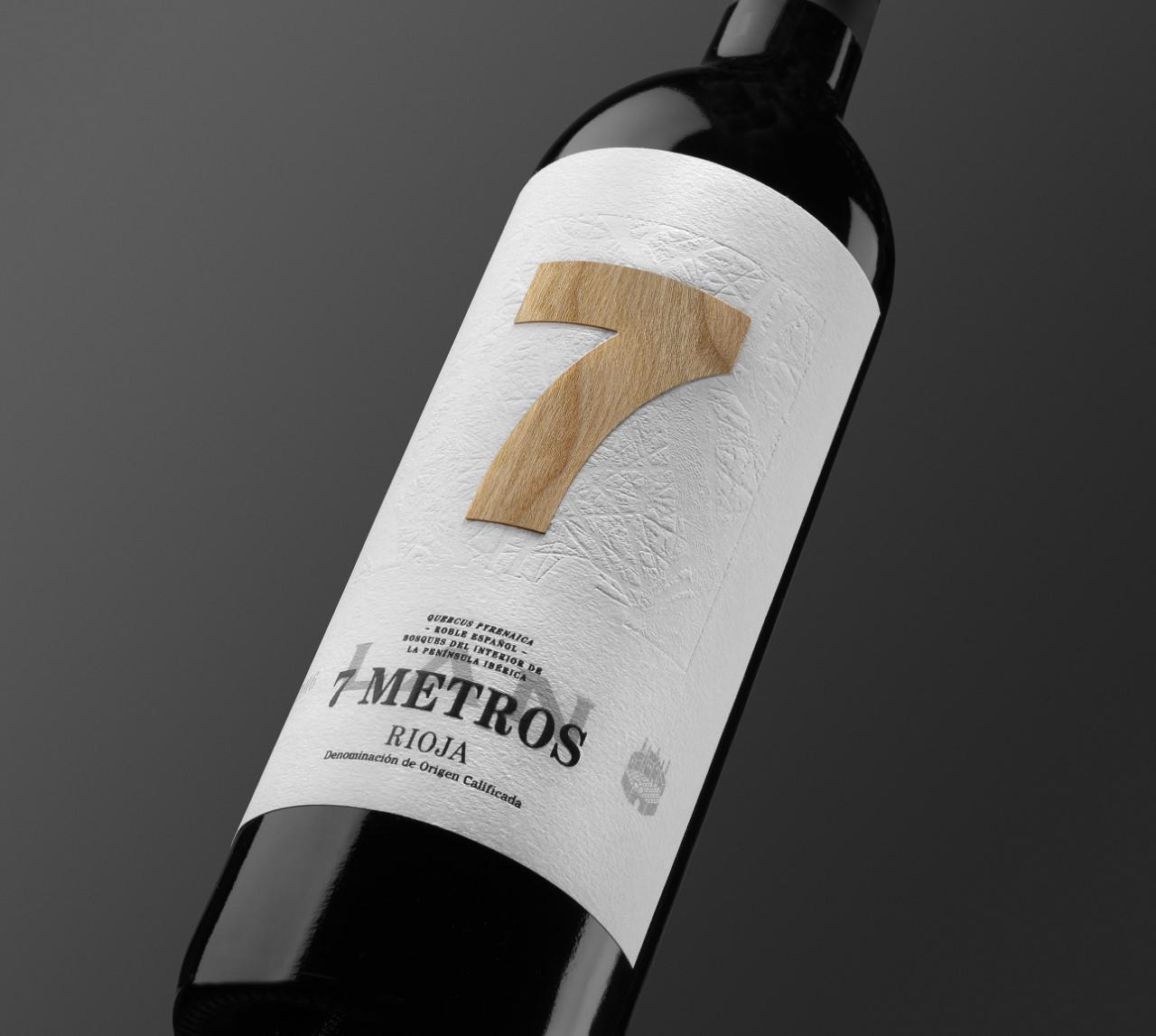 Llega la 2ª edición de un vino singular criado en roble español: LAN 7 Metros, la última innovación de LAN