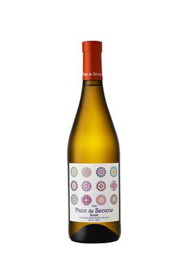 Pazo de Seoane 2020 un vino blanco de O Rosal muy fresco, rico en aromas florales y notas frutales