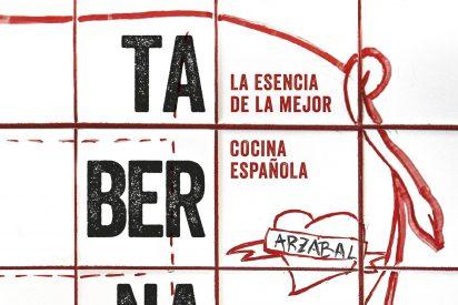 Planeta Gastro publica el libro de Taberna Arzábal, la esencia de la mejor cocina española