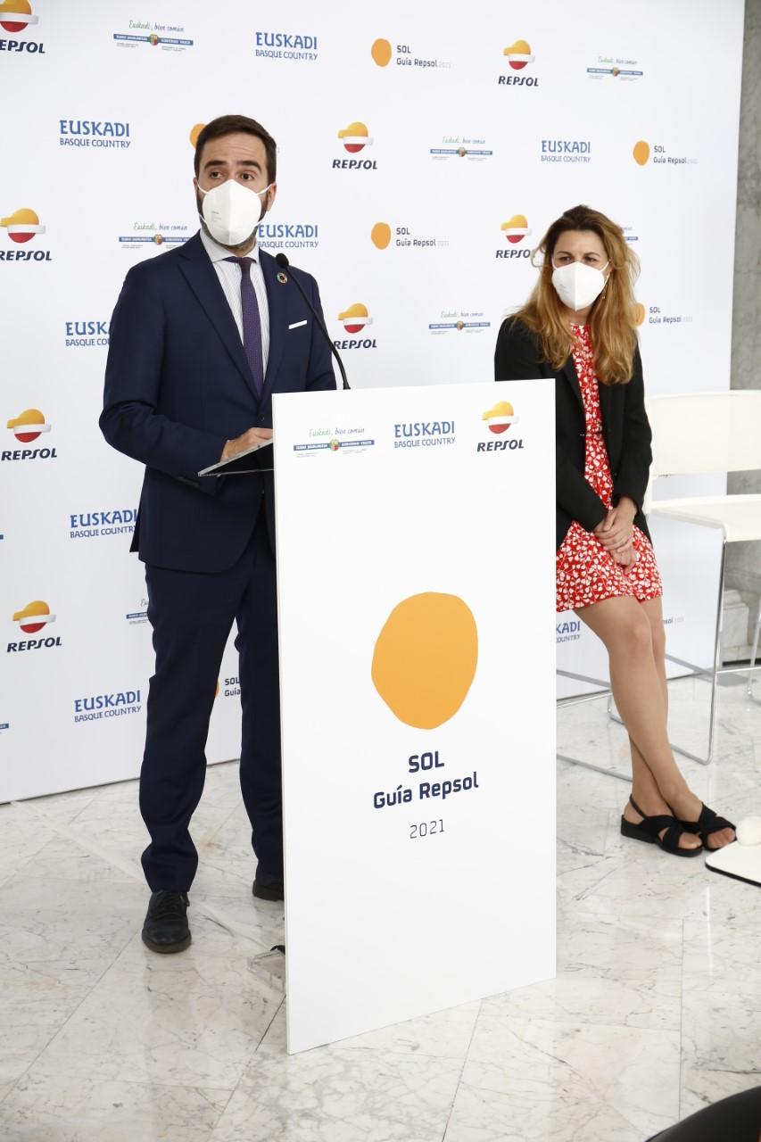 Los Soles Guía Repsol 2021 se presentan el 12 de abril en San Sebastián