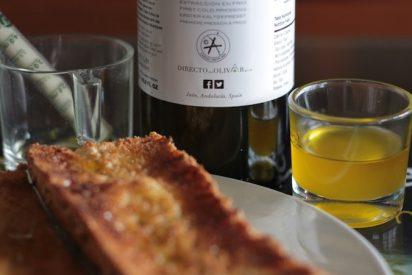 Calorías del aceite de oliva y su aporte nutricional extra