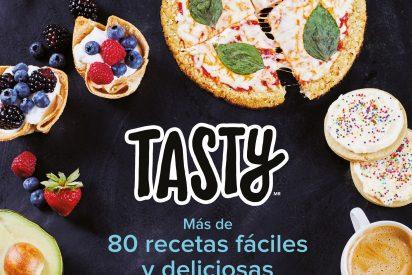 Llega el recetario oficial de Tasty, la comunidad gastronómica más grande de internet