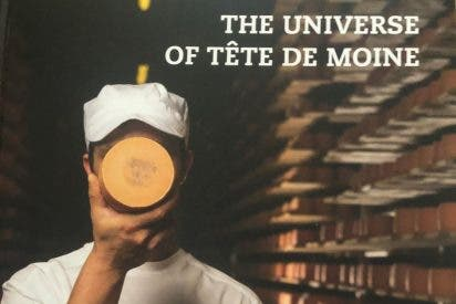 El sello Tête de Moine AOP celebra 20 años con el libro El universo del Tête de Moine AOP