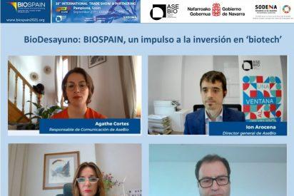 BIOSPAIN supone un impulso para la inversión en un año decisivo para la biotecnología