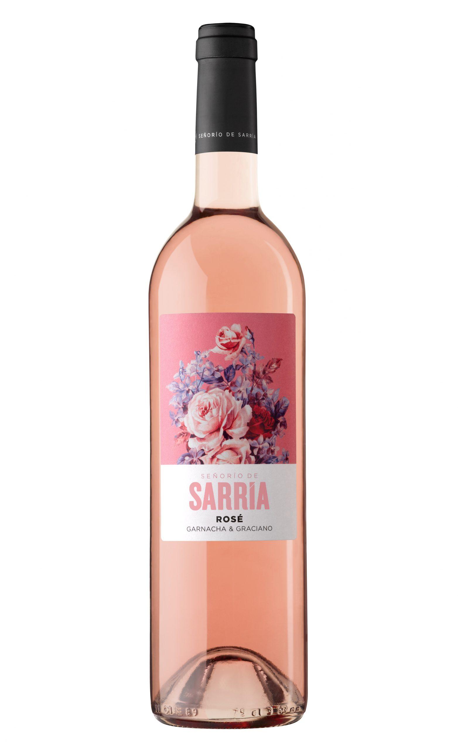 Medalla de Oro para Señorío de Sarría Rosé 2020 en el Berliner Wein Trophy