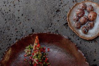 Ocho, el nuevo proyecto del chef Marcos Tavío, acaba de abrir sus puertas en El Hierro