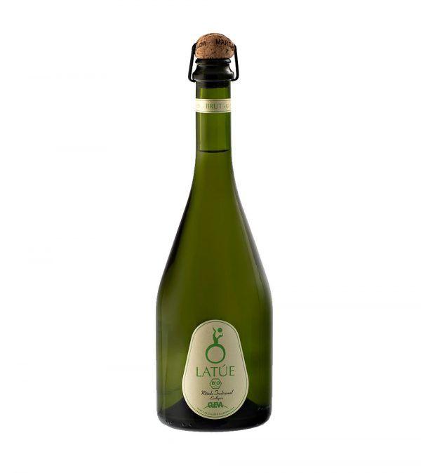 Bodegas Latúe, elaboradora de vinos ecológicos y veganos como su Latúe Brut Cueva
