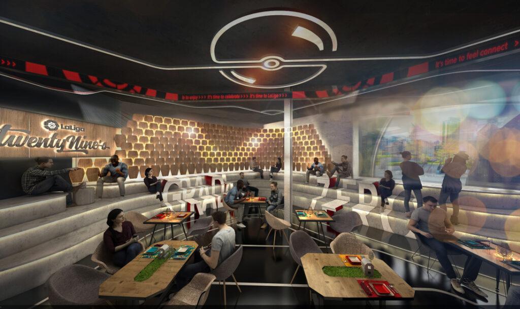 El chef asturiano Ricardo Sotres a la cabeza del festival gastronómico Spanish Extravaganza de Dubai