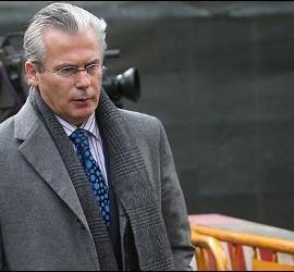 Baltasar Garzón, juez de la Audiencia Nacional