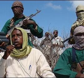 Los islamistas del grupo somalí Al Shabaad.