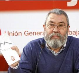 Cándido Méndez.
