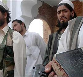 Islamistas radicales.