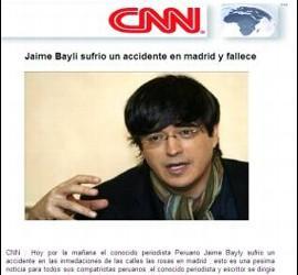 Jaime Bayly.