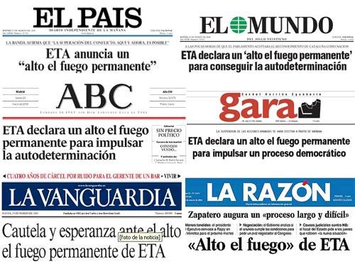 los prensa:
