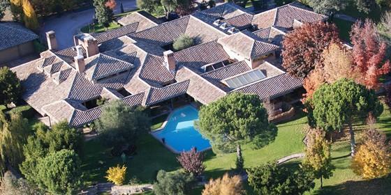 Si quiere ser vecino de cristiano ronaldo deber pasar un - Urbanizacion la finca madrid ...