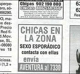 prostitutas anuncio actrices y prostitutas