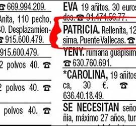numeros de prostitutas en barcelona prostitutas despedida