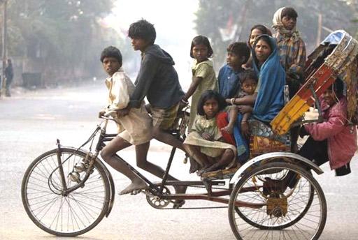 Fakes, humor y otras cosas Rickshaw