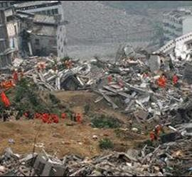 Fuerte terremoto en Haití.