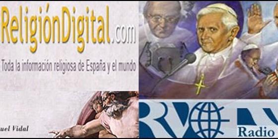 Supuesto acuerdo entre Religión Digital y Radio Vaticana