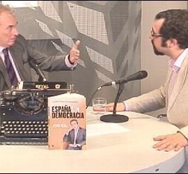 Jesús Neira durante una entrevista en Periodista Digital.