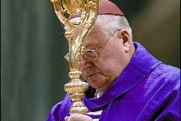 El cardenal Sodano, en la cuerda floja
