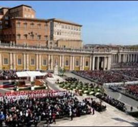 Acto de reparación a las víctimas de abusos sexuales en la basílica de San Pedro
