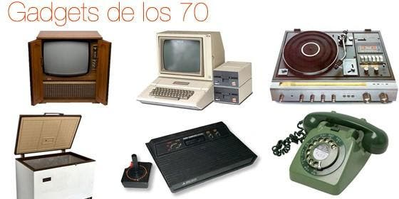 invenciones de los 70