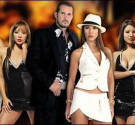 Las bellas del narco sirven hasta como guión de telenovela.