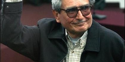 El fundador de Sendero Luminoso, Abimael Guzmán.