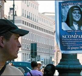Emanuela Orlandi, desaparecida desde hace décadas