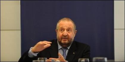 El alcalde de Lugo, José Clemente López Orozco.