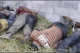Matanza de Tamaulipas