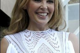 La cantante Kylie Minogue actuará el próximo 12 de octubre en Barcelona.