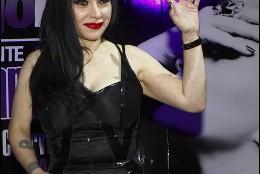 En la imagen, la integrante de Fangoria Olvido Gara Jova 'Alaska'.