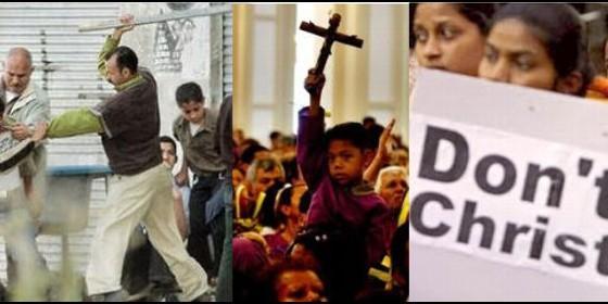 Unos 150.000 cristianos mueren al año a causa de la
