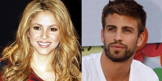 shakira y pique en blanes. Shakira y Piqué.