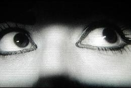 Ojos, mirada, vista.