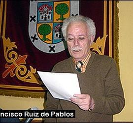Ruiz de Pablos, premio Unamuno 2010