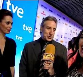 Juanjo Puigcorbé y Paula Prendres