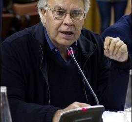 En la imagen, el ex presidente del gobierno, Felipe González.