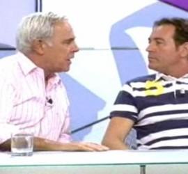 Jimmy G. Arnau y Pipi Estrada.