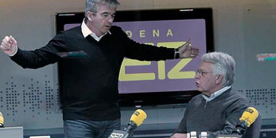 La xunta subvencion a las emisoras gallegas de la ser con for Cadena ser francino