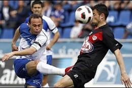 Nino, en una acción contra el Rayo.