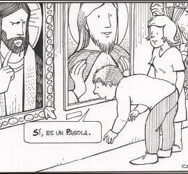 Pagola visto por Cortés