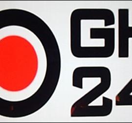 Logo de GH 24 Horas.