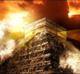 Los mayas y su leyenda.