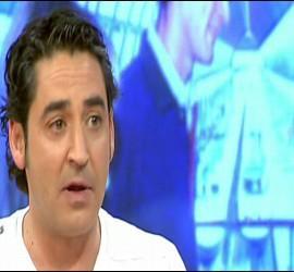David Camacho, supuesto ex-amante de Belén Esteban, en 'Enemigos Íntimos'.