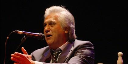 El cantante Chiquetete.